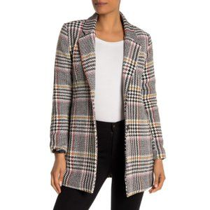 Sebby Collection Women's Glen Plaid Houndstooth